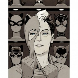 CATWOMAN LONELY CITY -1 (OF...
