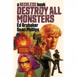 DESTROY ALL MONSTERS HC A...