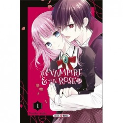 THE VAMPIRE AND THE ROSE T01