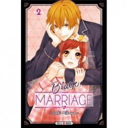 BLACK MARRIAGE T02