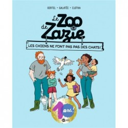 LE ZOO DE ZAZIE, TOME 03 -...