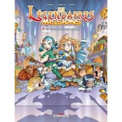 LES LEGENDAIRES - MISSIONS...