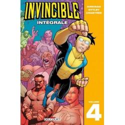 INVINCIBLE - INTEGRALE T04