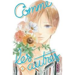 COMME LES AUTRES - TOME 3