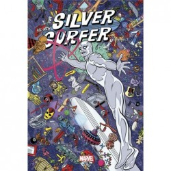 SILVER SURFER ALL-NEW...
