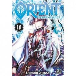 ORIENT - SAMURAI QUEST T10