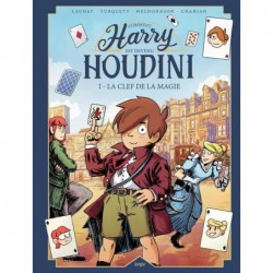HARRY HOUDINI - TOME 1 LA...