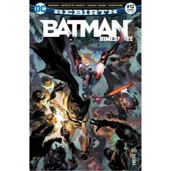 T12 - BATMAN REBIRTH...