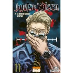 JUJUTSU KAISEN T11 - VOL11
