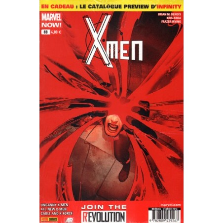 X-MEN 2013 008 COVER SPECIAL LIBRAIRIE