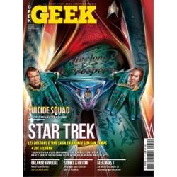 GEEK N 13 - STAR TREK / SUICIDE SQUAD