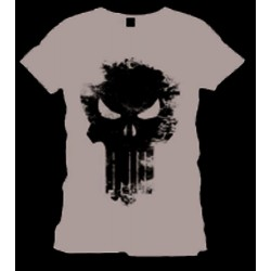 T-SHIRT PUNISHER LEGEND BLACK M