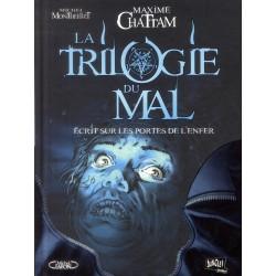 LA TRILOGIE DU MAL T2 ECRIT...