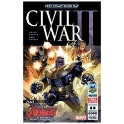 CIVIL WAR II N 1