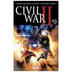 CIVIL WAR II N 1...