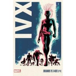 INHUMANS VS X-MEN N 1...