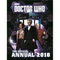 DOCTOR WHO: OFFICIAL ANNUAL...
