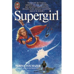 SUPERGIRL  - PAPETERIE