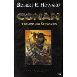 CONAN T02 L'HEURE DU DRAGON