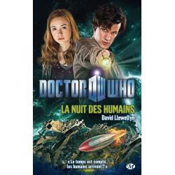 DOCTOR WHO : LA NUIT DES HUMAINS
