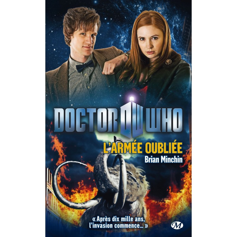 DOCTOR WHO : L'ARMEE OUBLIEE