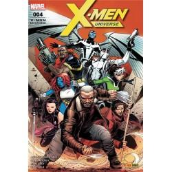 X-MEN UNIVERSE N 4