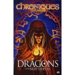 CHRONIQUES DE DRAGONLANCE, T2 : DRAGONS D'UNE NUIT D'HIVER