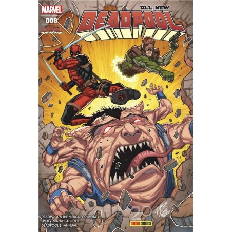 ALL-NEW DEADPOOL N 8