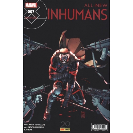 ALL-NEW INHUMANS N 7