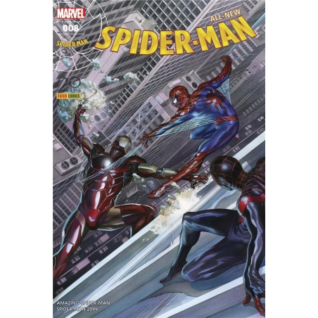 ALL-NEW SPIDER-MAN N 8