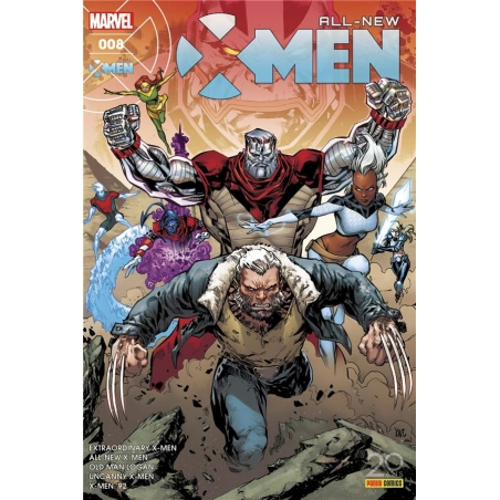 ALL-NEW X-MEN N 8