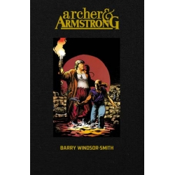 ARCHER AND ARMSTRONG PAR BARRY WINDSOR-SMITH EDITION LUXE