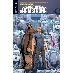 ARCHER & ARMSTRONG TP VOL 04 SECT CIVIL WAR