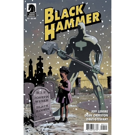 BLACK HAMMER -7 ORMSTON MAIN