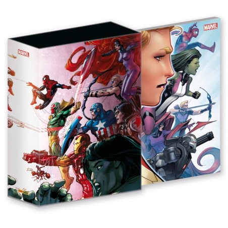 CIVIL WAR II COFFRET