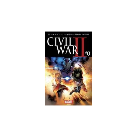 CIVIL WAR II N 1  (COUVERTURE 2/2)