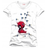 DEADPOOL T-SHIRT PLUMBER TAILLE XL