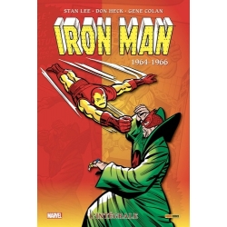 IRON MAN : L'INTEGRALE T02 (1964-66) NED