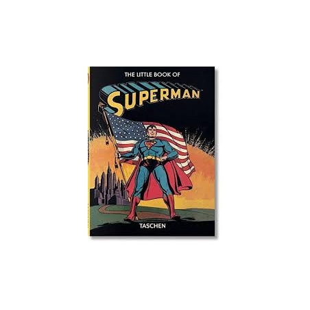 LITTLE BOOK OF SUPERMAN FLEXICOVER