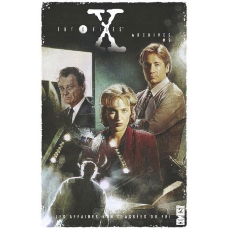 THE X-FILES ARCHIVES - TOME 02
