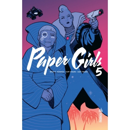 URBAN INDIE - PAPER GIRLS TOME 5